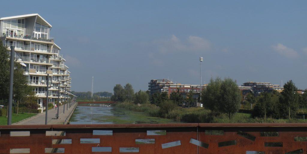 Architectuur punt zoetermeer wonen en groen