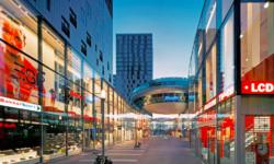 winkelcentrum Spazio in Zoetermeer