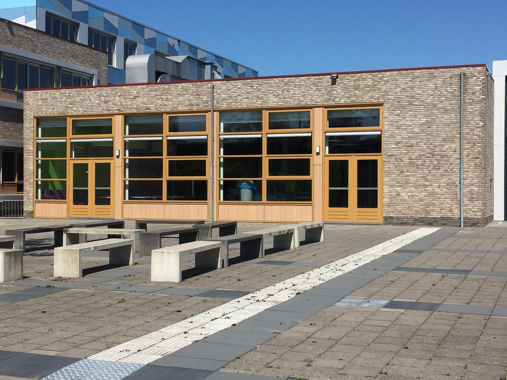 Alfrink College Gemma Smid Architectuurprijs Zoetermeer