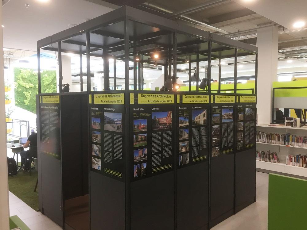 tentoonstelling Gemma Smid Architectuurprijs