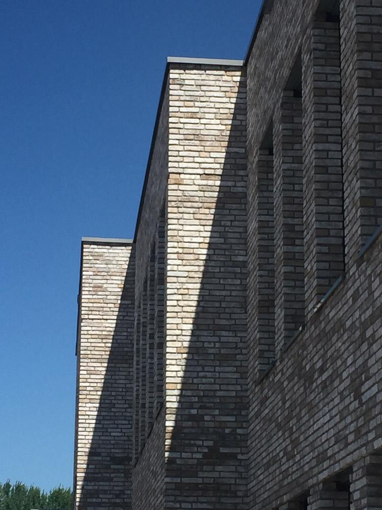 geveldetail architectuur IKC Klimboom