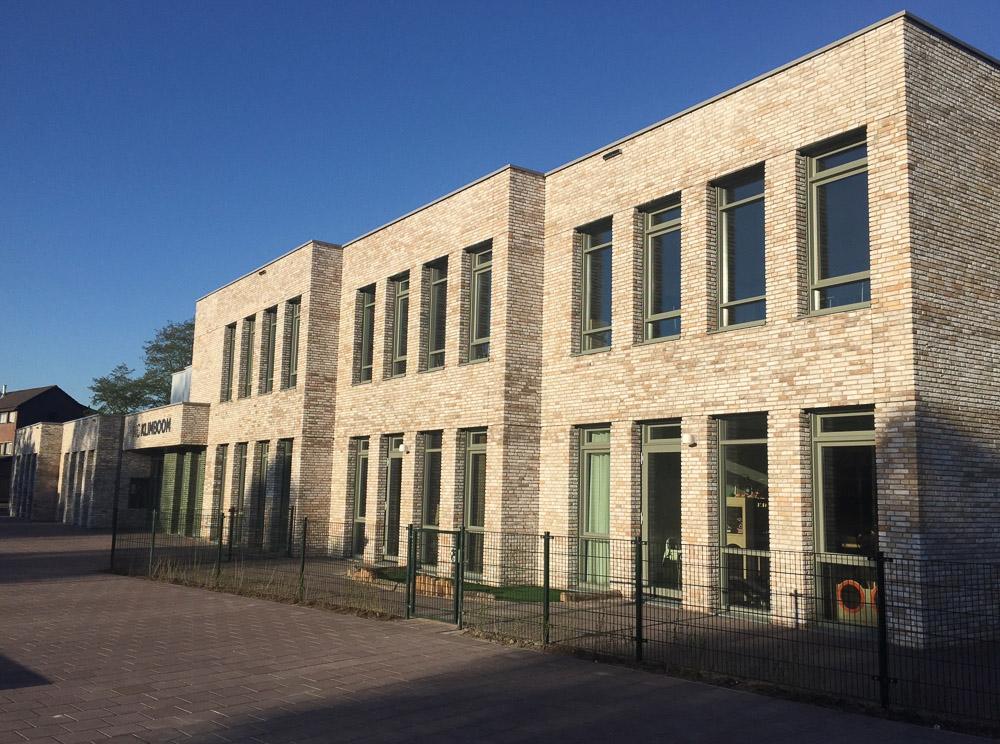 IKC Klimboom voorgevel nominatie architectuurprijs