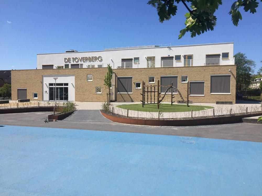 Kindcentrum de Toverberg voorgevel