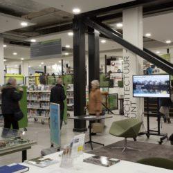 bezoek aan interieur architectuurpunt Zoetermeer