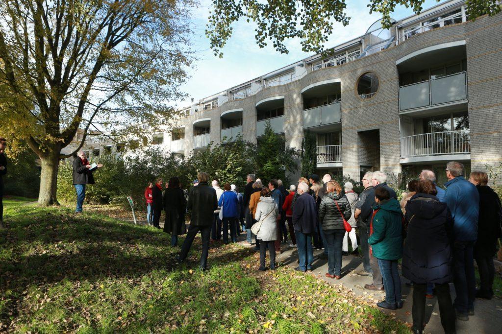 excursie architectuur zoetermeer seghwaert