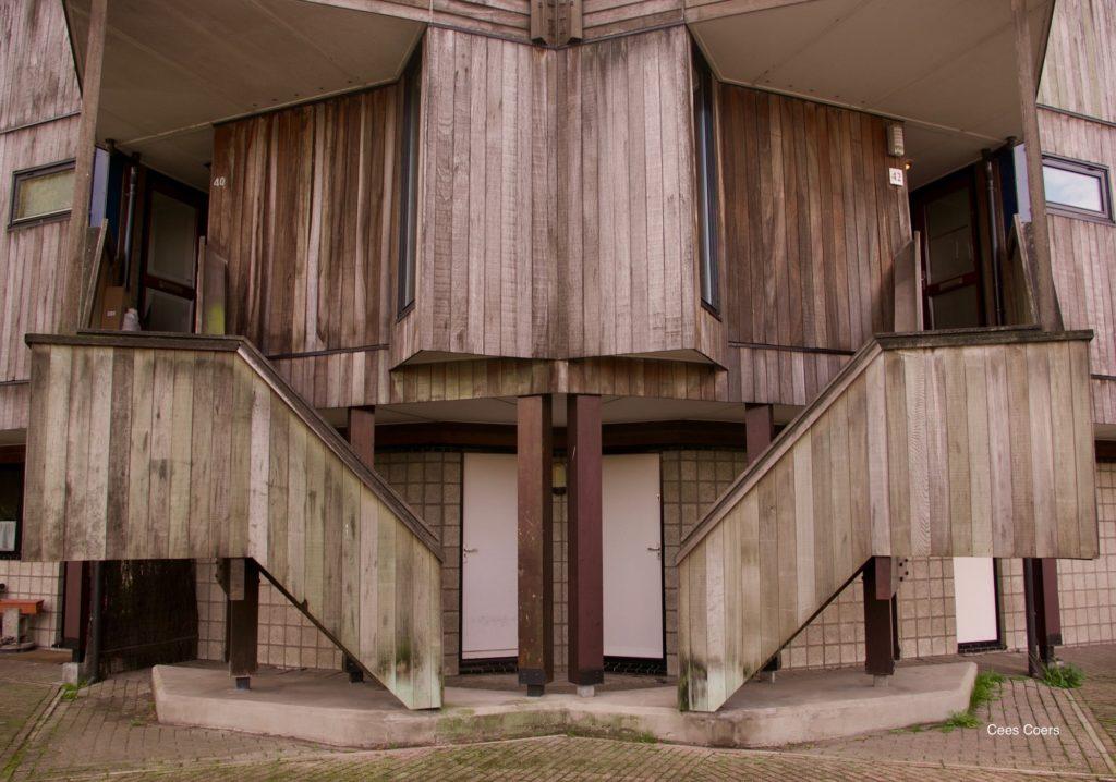 Houtskeletbouw in Seghwaert Zoetermeer