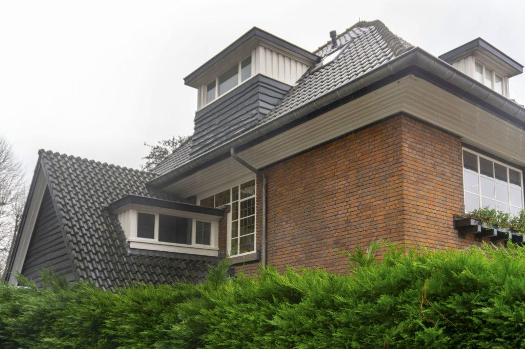 detail dak naar ontwerp Co Brandes