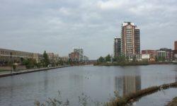 Heempark en wijkcentrum oosterheem