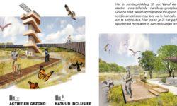 ontwerp sport spindel voor wonen in het van tuyllpark zoetermeer