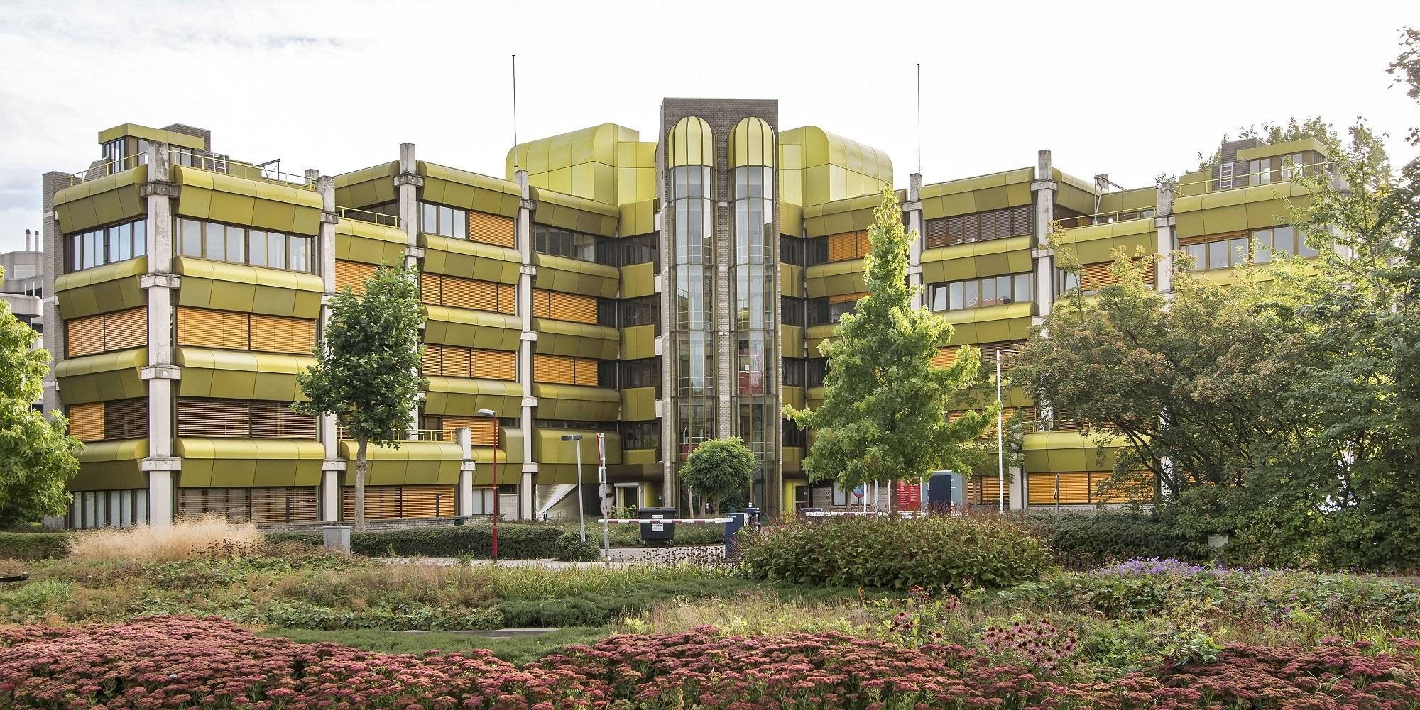 bijzonder gebouw binnen kijken Dag van de Architectuur