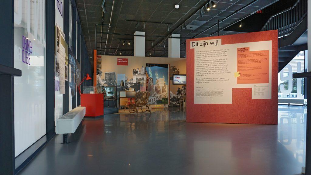 interieur museum de voorde