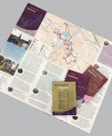 kaartmet architectuur ommetjes door zoetermeer