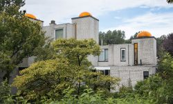 'Ommetje Meerzicht - laag' - Architectuurwandeling met gids