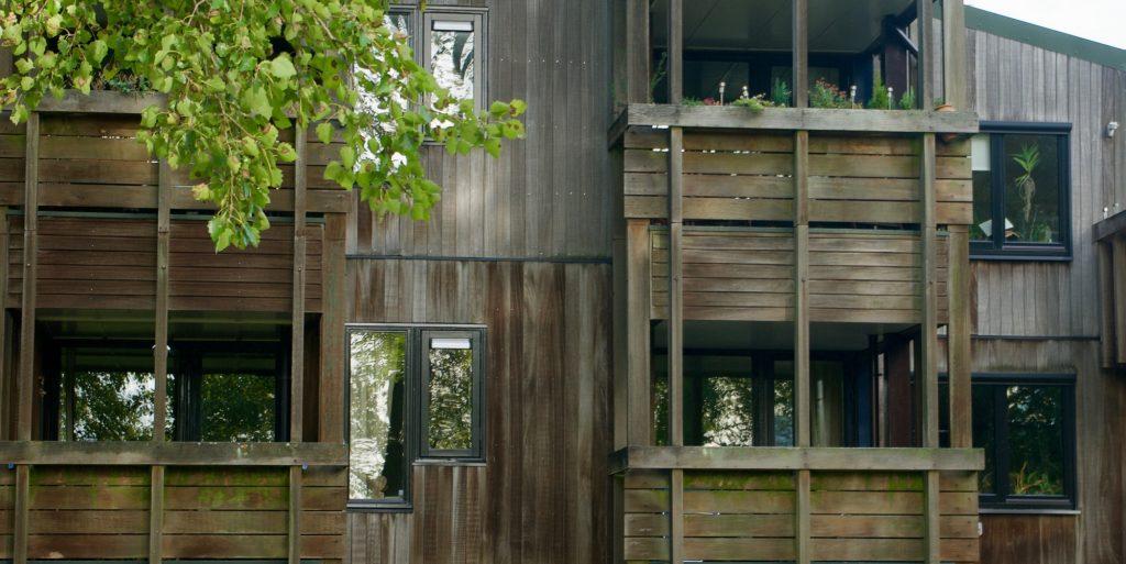 houtskeletbouw woningen Zoetermeer