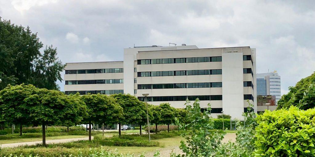 voormalig ibm kantoor in zoetermeer