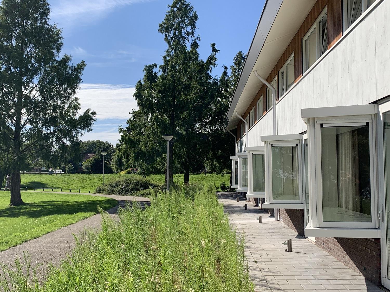 karakteristieke erker hospice zoetermeer