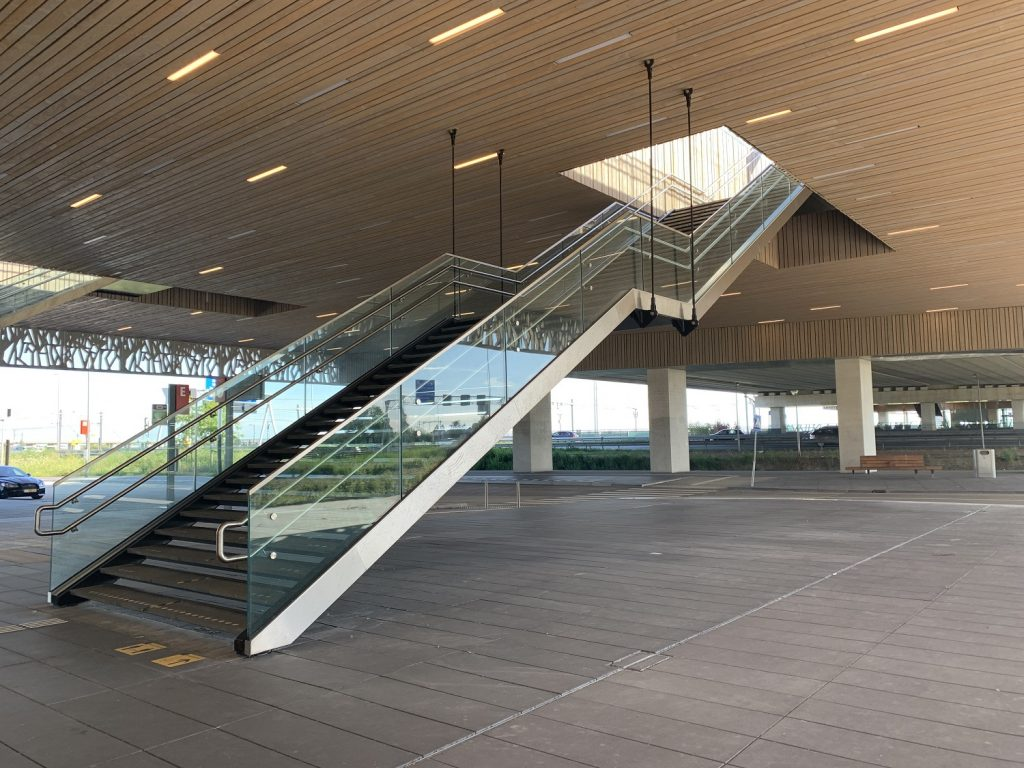 voorbeeld fotowedstrijd entree station lansingerland zoetermeer