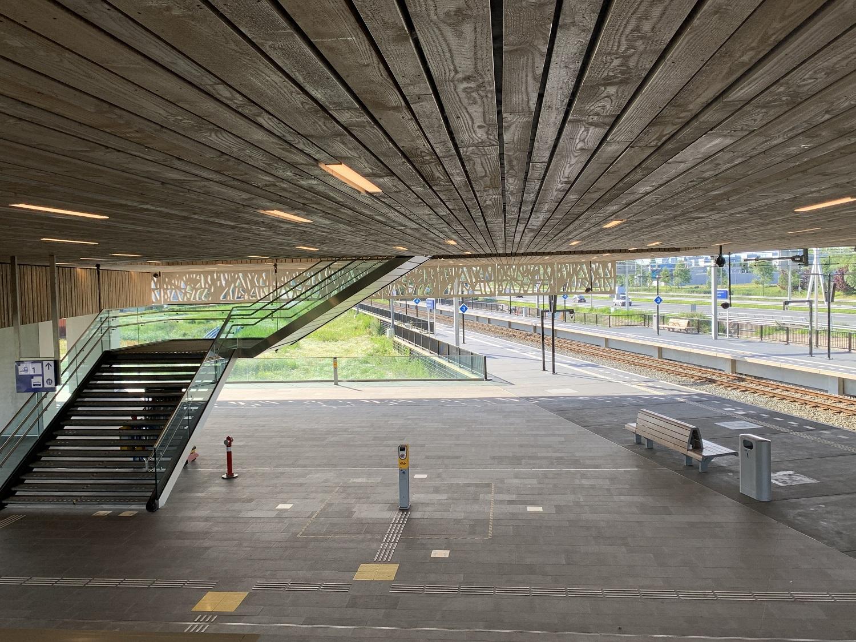 perron station lansingerland zoetermeer