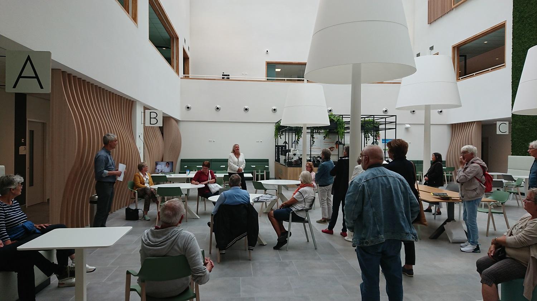 rondleiding orthopedisch centrum dag van de architectuur zoetermeer